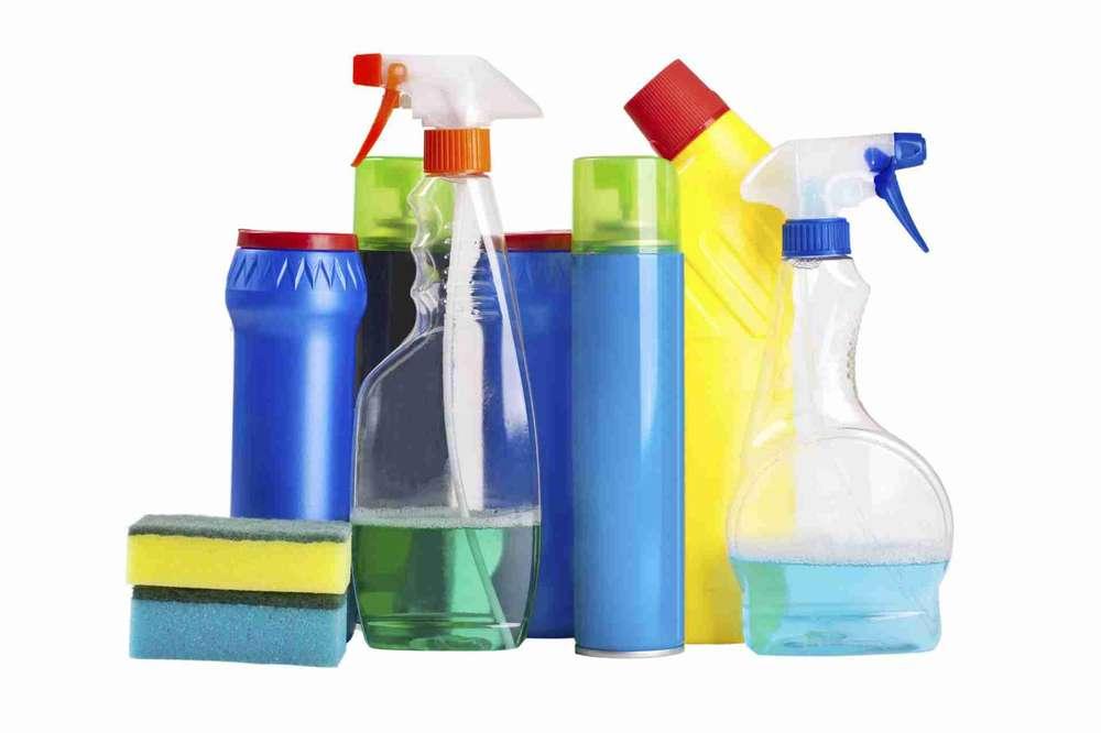 оттереть черный маркер с пластика бытовой химией